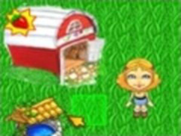 Bild zu Mädchen-Spiel My wonderful Farm