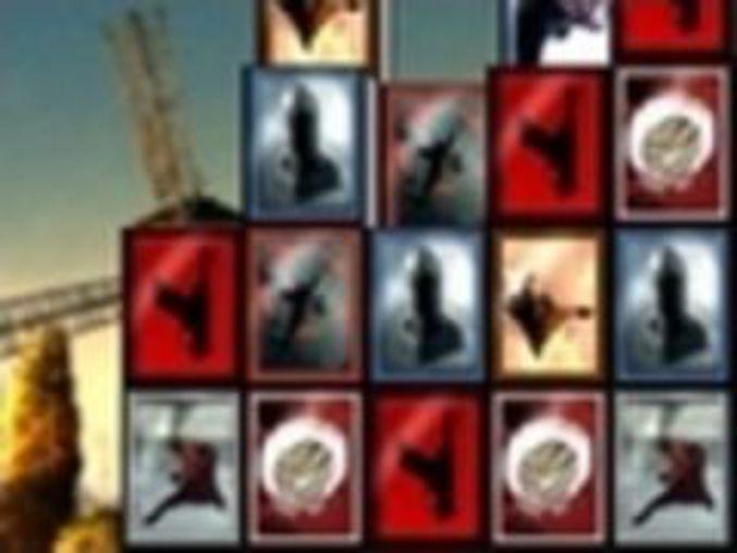 Godzilla Tiles Spiel