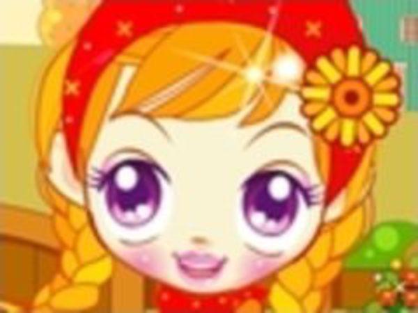 Bild zu Mädchen-Spiel Sue Farming