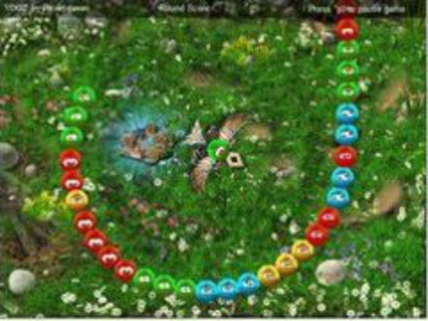 Bild zu Geschick-Spiel Vooz