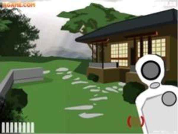 Bild zu Action-Spiel Vinnies Shooting Yard 2