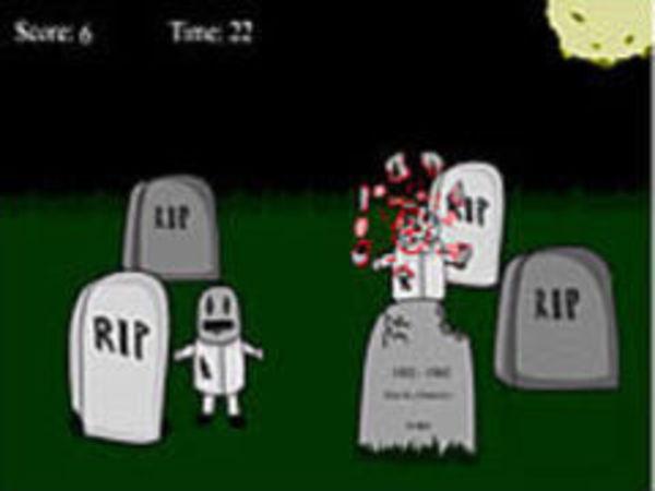 Bild zu Action-Spiel Zombie World 2