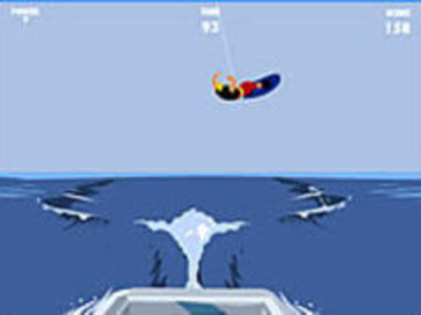Bild zu Geschick-Spiel Wakeboardstunts