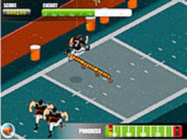 Bild zu Sport-Spiel Two A Days