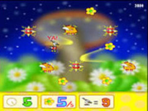 Bild zu Geschick-Spiel Yellow Flower