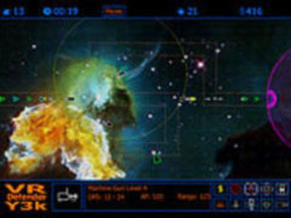 Bild zu Geschick-Spiel VRDefenderY3K