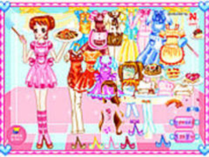 Lovely Cook Dressup