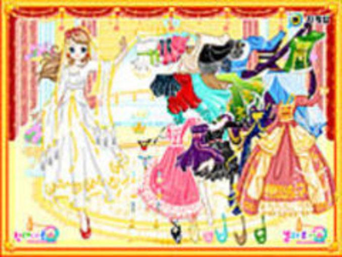 Cinderella Ballroom Dressup