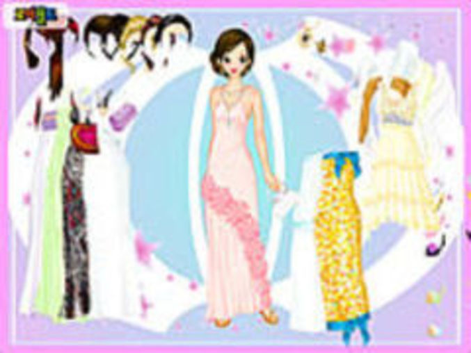 Ball Gown Dressup