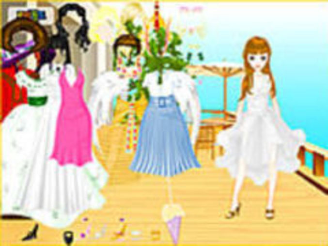 Famous Ladies Dressup