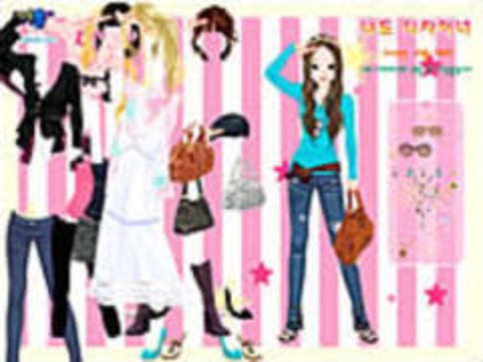 Chic Dressup Game