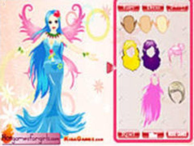 Sweet Fairy Dressup