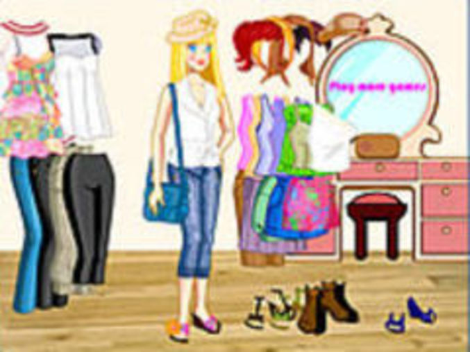Stylish Dressup