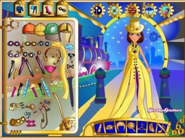 Bild zu Kinder-Spiel Spy Mission DressUp