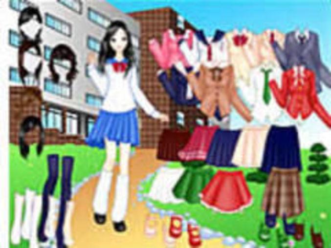 SchoolDressup