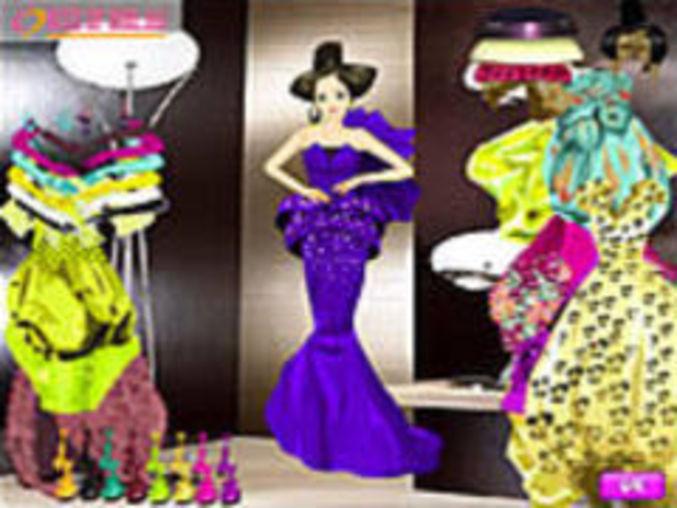 Oriental Dress Up