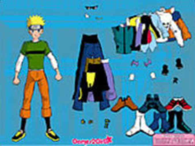naruto dressup kostenlos online spielen auf kinderspiele. Black Bedroom Furniture Sets. Home Design Ideas