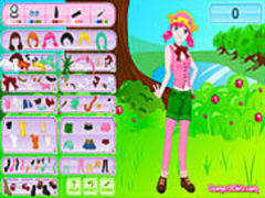 My Forest Dress spielen