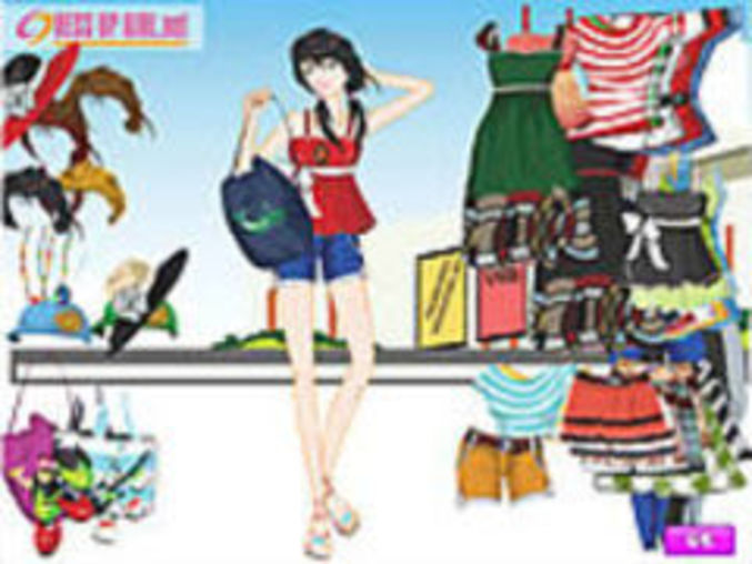 Dressup Real Summer