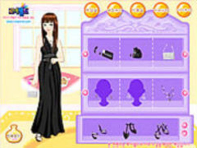 Dress Up Jury Game