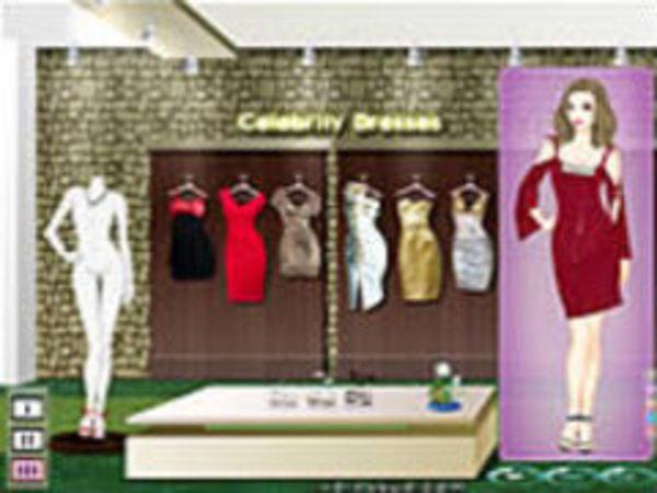 Bild zu Kinder-Spiel Celebrity Dresses