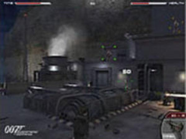 Bild zu Geschick-Spiel 007 Agent Attack