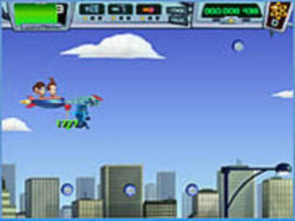 Bild zu Geschick-Spiel Yardim ci pilot kaosu