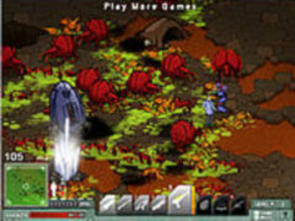 Bild zu Action-Spiel Xeno Space Survivor