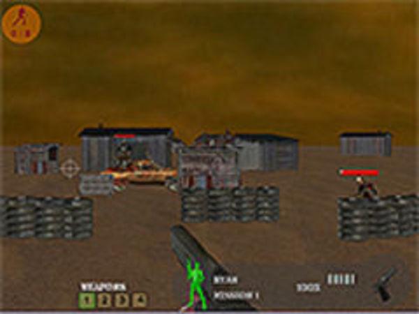 Bild zu Abenteuer-Spiel Wasteland 2154