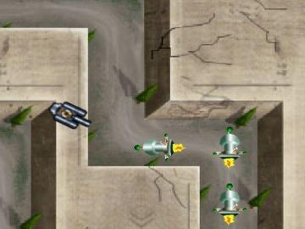 Bild zu Action-Spiel War Of Guns