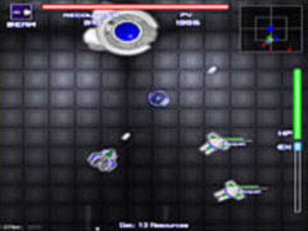 Bild zu Geschick-Spiel Void Gale Arena