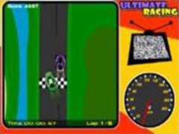 Bild zu Rennen-Spiel Ultimate Yaris