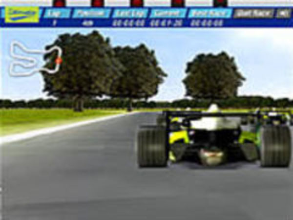 Bild zu Rennen-Spiel Ultimate Formula Racing