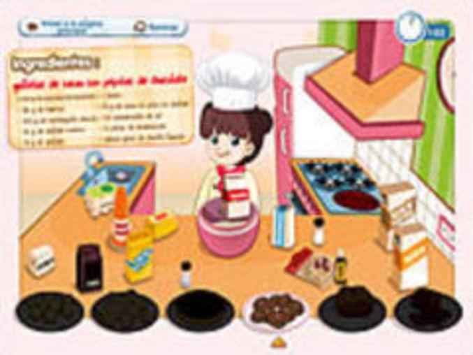 Spiele zum kuchen backen