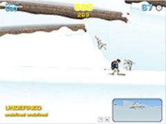 Twintip Ski spielen