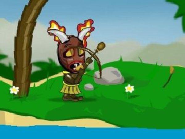 Bild zu Geschick-Spiel Tribe