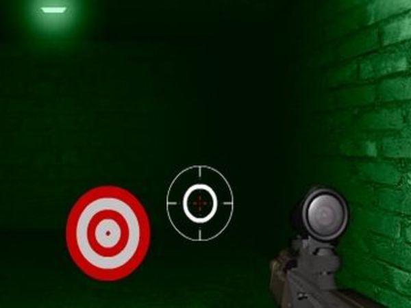 Bild zu Action-Spiel Training Targets