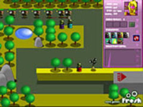 Bild zu Action-Spiel Tower Defence Generals