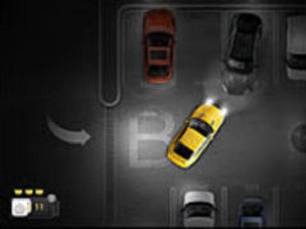 Bild zu Geschick-Spiel The parking