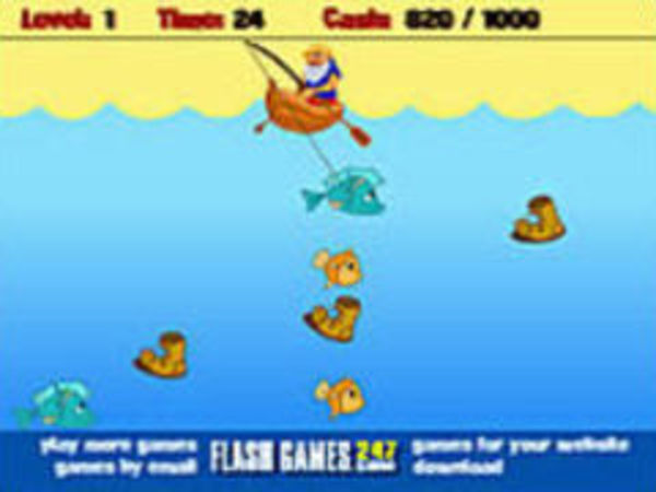 Bild zu Sport-Spiel The Fisher