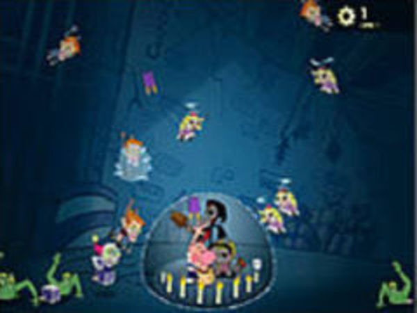 Bild zu Action-Spiel The Fright Before Christmas