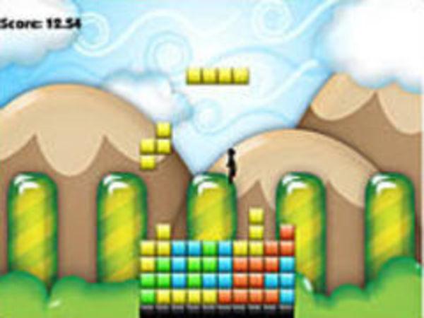 Bild zu Geschick-Spiel Blocks Now