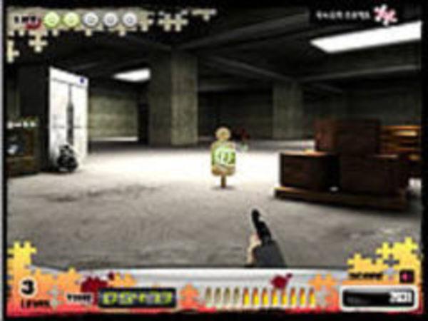 Bild zu Action-Spiel Targetshooter 22Th