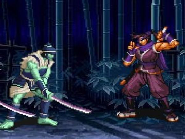 Bild zu Action-Spiel Swords Saga