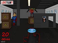 Superhero shooter spielen
