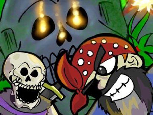 Bild zu Klassiker-Spiel Super Pirate Isle