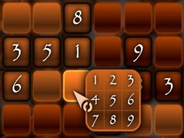 Bild zu Denken-Spiel Sudoku-Omega