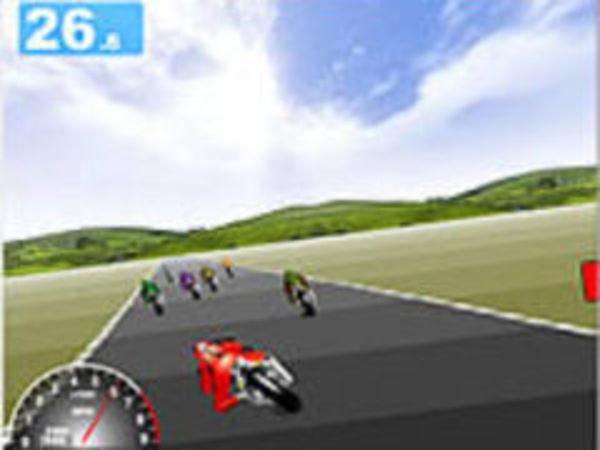 Bild zu Rennen-Spiel Start Drive
