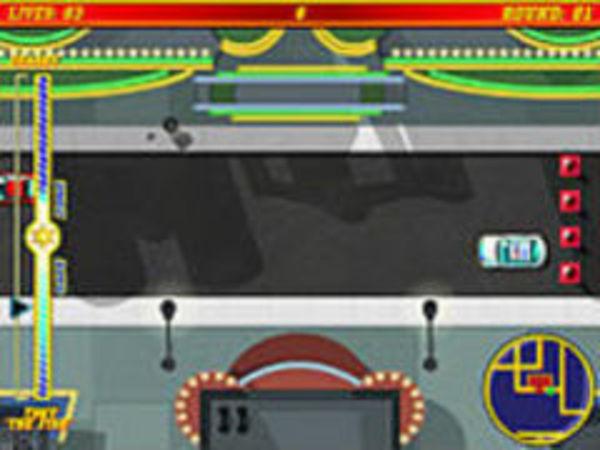 Bild zu Action-Spiel Stakeout