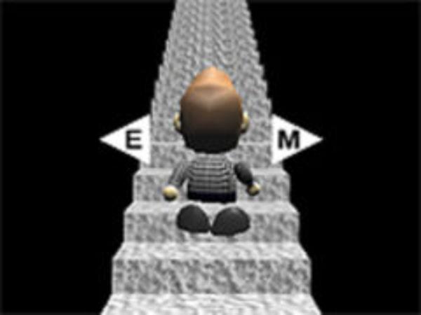 Bild zu Denken-Spiel Stairway To Heaven